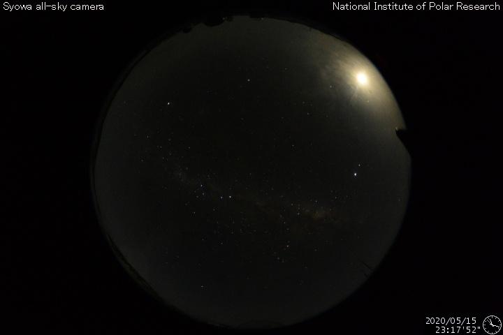 Web Camera is located in Antarctica.