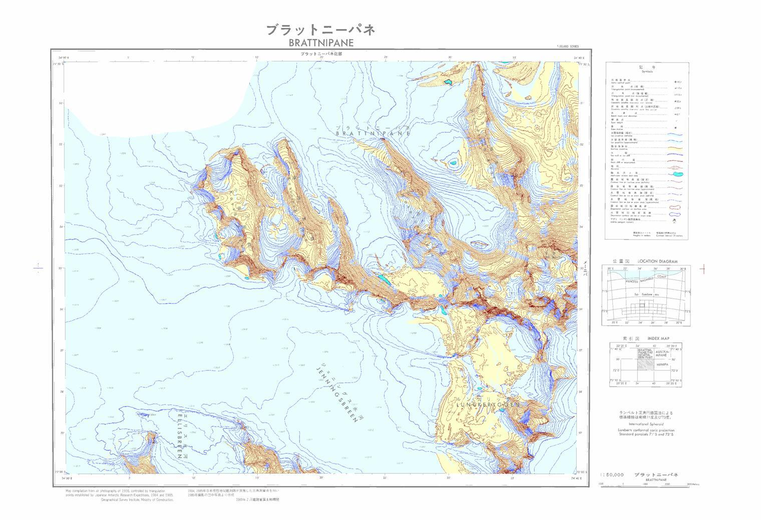 scientific topics national location information topographic maps data